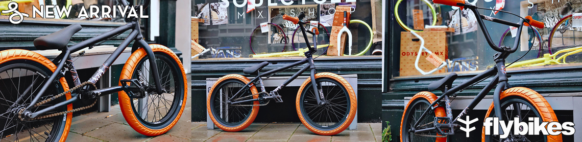 NEW ARRIVAL - FLYBIKES 2020 COMPLETES