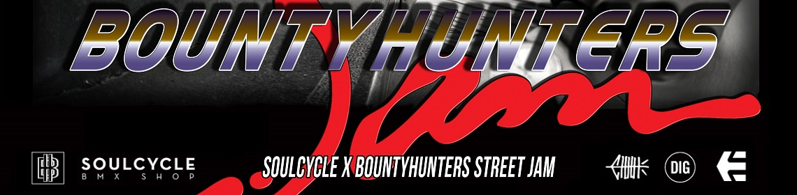 EVENT: SOULCYCLE X BOUNTYHUNTERS - 2019 STREET JAM