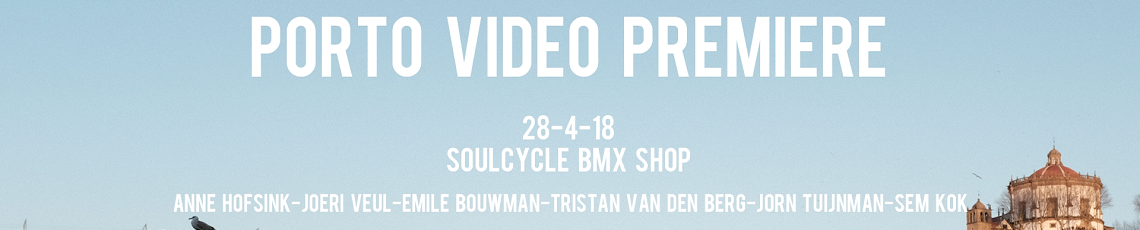 VIDEO PREMIERE: SOULCYCLE X SONY - PORTO TRIP