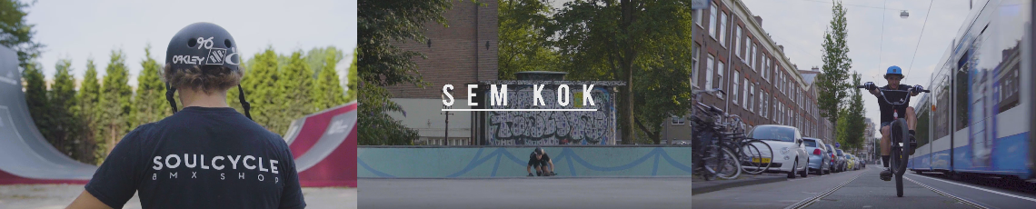 VIDEO: SEM KOK - ONE DAY IN AMSTERDAM