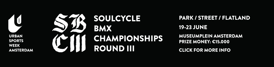 REPORT: SOULCYCLE BMX CHAMPIONSHIPS ROUND III - USWA 2019
