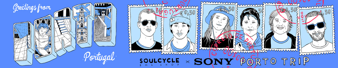 VIDEO: SOULCYCLE X SONY - PORTO TRIP