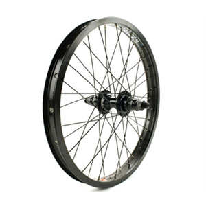 Mission 18 React rear wheel