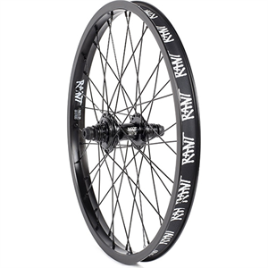 Rant Party On rear wheel