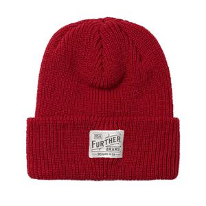 Further Wave Woven Beanie
