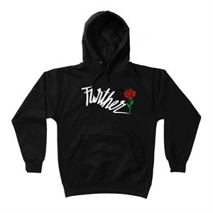 Further Shock Rose Hoodie