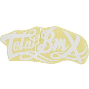 Total Logo Sticker Large