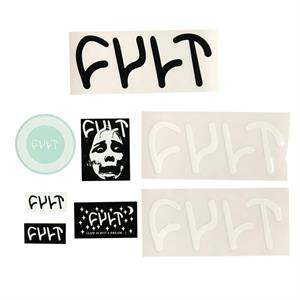 Cult 8 Sticker Kit