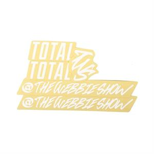 Total TWS Frame Sticker Kit