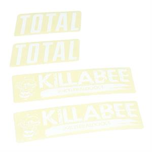 Total Killabee K3 Sticker Kit