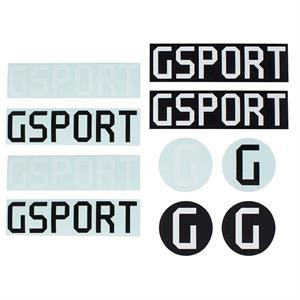 G-Sport Assorted Sticker Pack