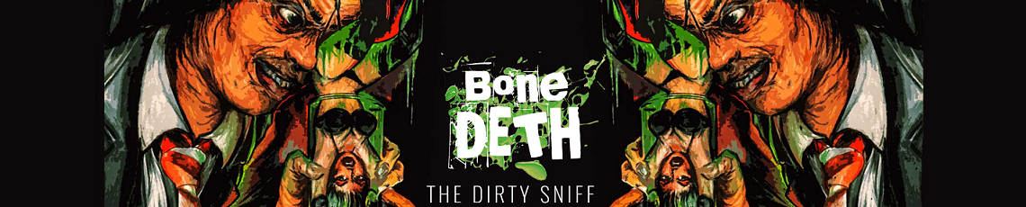 Soulcycle video premiere: Bone Deth - The Dirty Sniff