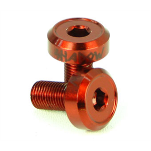Shadow Raptor front hub bolts
