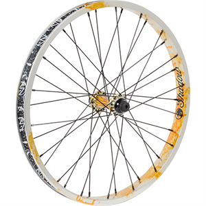 Shadow Corvus front wheel