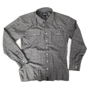 Shadow Palladium Button up