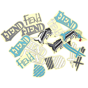 Fiend Morrow sticker pack
