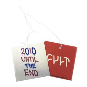 Cult 2010 Till The End Air Freshener