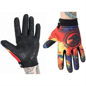 Shadow Conspire Tie Dye gloves